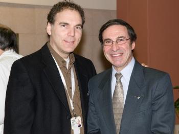 Glenn J. Nashen and Dr. Mark Wainberg