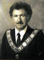 Mayor Bernard Lang