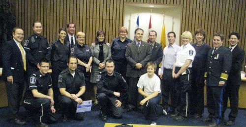 Kudos to Cote Saint-Luc's long-serving medics