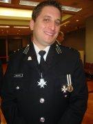 Public Safety Director Jordy Reichson