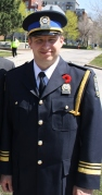 Public Safety Chief Jerome Pontbriand