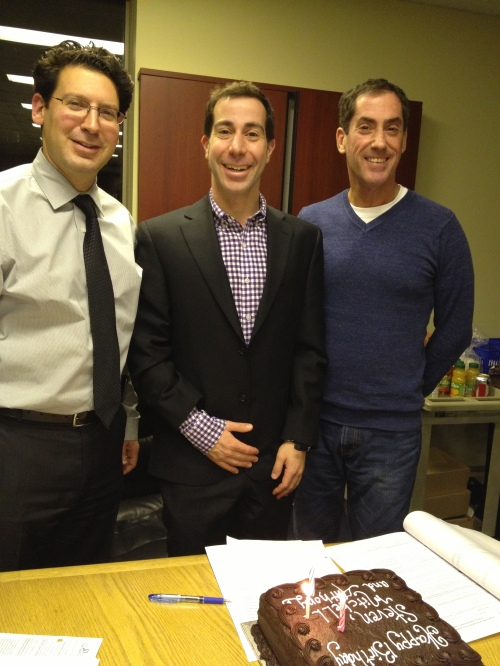 Happy Birthdays to Councillor Steven Erdelyi, Mayor Anthony Housefather and Councillor Mitchell Brownstein