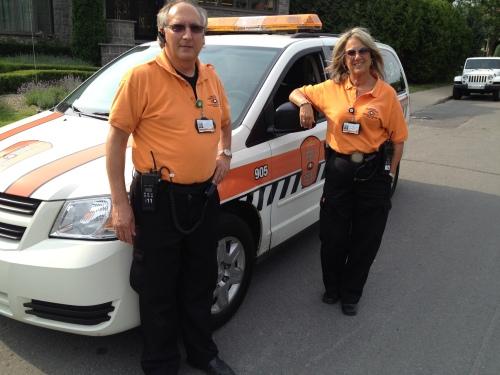 vCOP Supervisors Lewis Cohen and Susie Schwartz