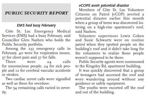 The Free Press. April 23, 2013. Click to enlarge.