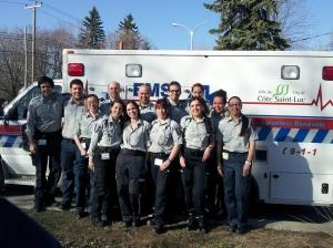 EMS class of 2013