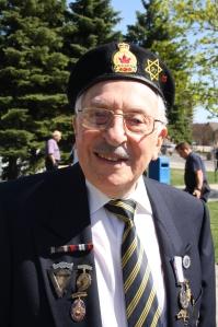 Veteran Michael Kutz