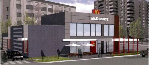 McDonald's concept coming to the CSL Shopping Centre