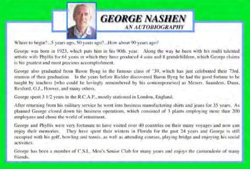 2013-06 CSL Senior Men's Club Newsletter Page 8