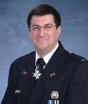 Commander Sylvain Bissonnette