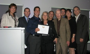 City Council congratulates Mayor Anthony Housefather on receiving the Queen's Diamond Jubilee Award