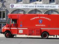 Montreal Auxiliary Fire Services (The Buffalos)