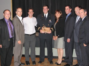 CSL Council thanks Commander Sylvain Bissonnette for his outstanding service