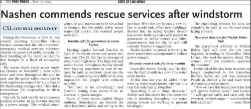 Free Press. Nov. 19, 2013. Click to enlarge.