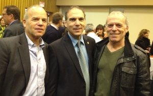 Brothers Stan, Glenn, Barry Nashen