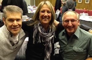 vCOP Supervisors Mitchell Herf, Susie Schwartz, Lewis Cohen