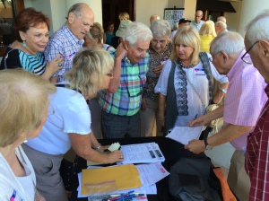 Lots of interest in signing up to support Anthony Housefather