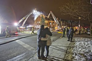 Fire destroys a second home in CSL in two nights
