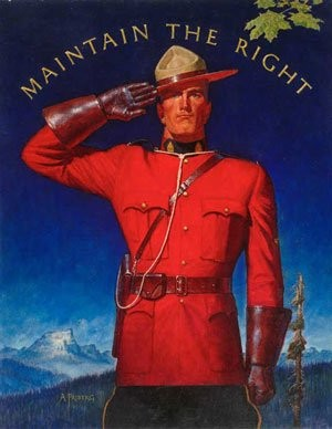 RCMP maintain