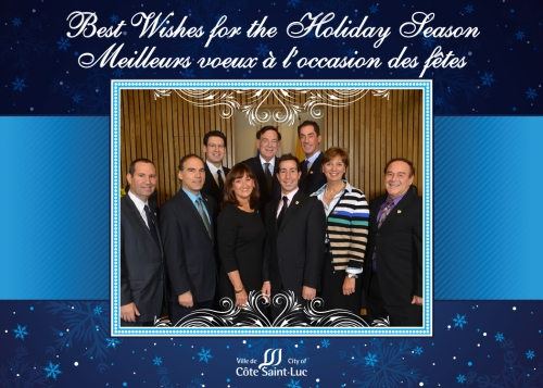 2014 Holiday Council Card