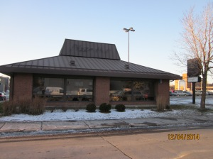 Pizza Hut on Vezina has flipped its last pizza