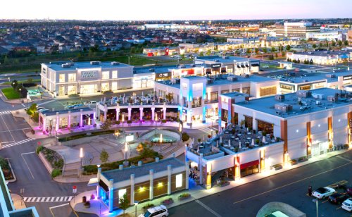 The Dix-30 gigantic mall may soon be replicated just a stone's throw from Cote Saint-Luc