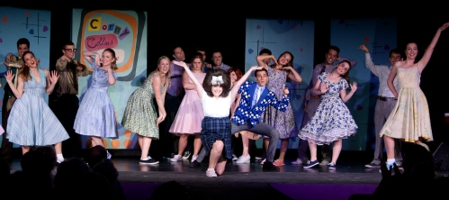 Hairspray the Musical. CSL Dramatic Society opening night. Photo by Diane Dupuis-Kallos.