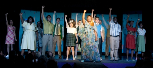 Hairspray the Musical. CSL Dramatic Society opening night. Photo by Diane Dupuis-Kallos.