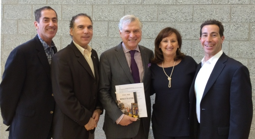 The Demerger Team, Ten Years Later: Mitchell Brownstein, Glenn J. Nashen, Peter Trent, Ruth Kovac, Anthony Housefather