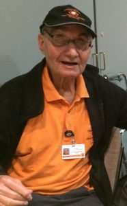 vCOP and volunteer superstar Ron Yarin