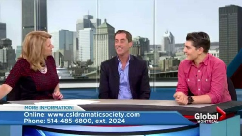 Mitchell Brownstein on Global TV