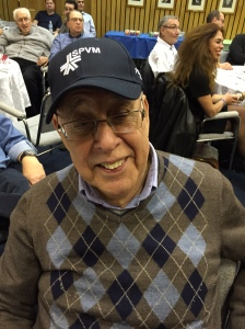 M. Isaac Dahan, un bénévole de longue date à vCOP
