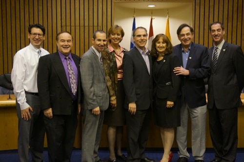 Cote Saint-Luc City Council: Nov. 2015 to April 2016