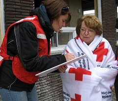 croix rouge red cross montreal