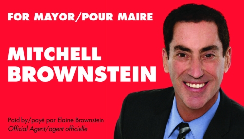 Brownstein for Mayor 2016