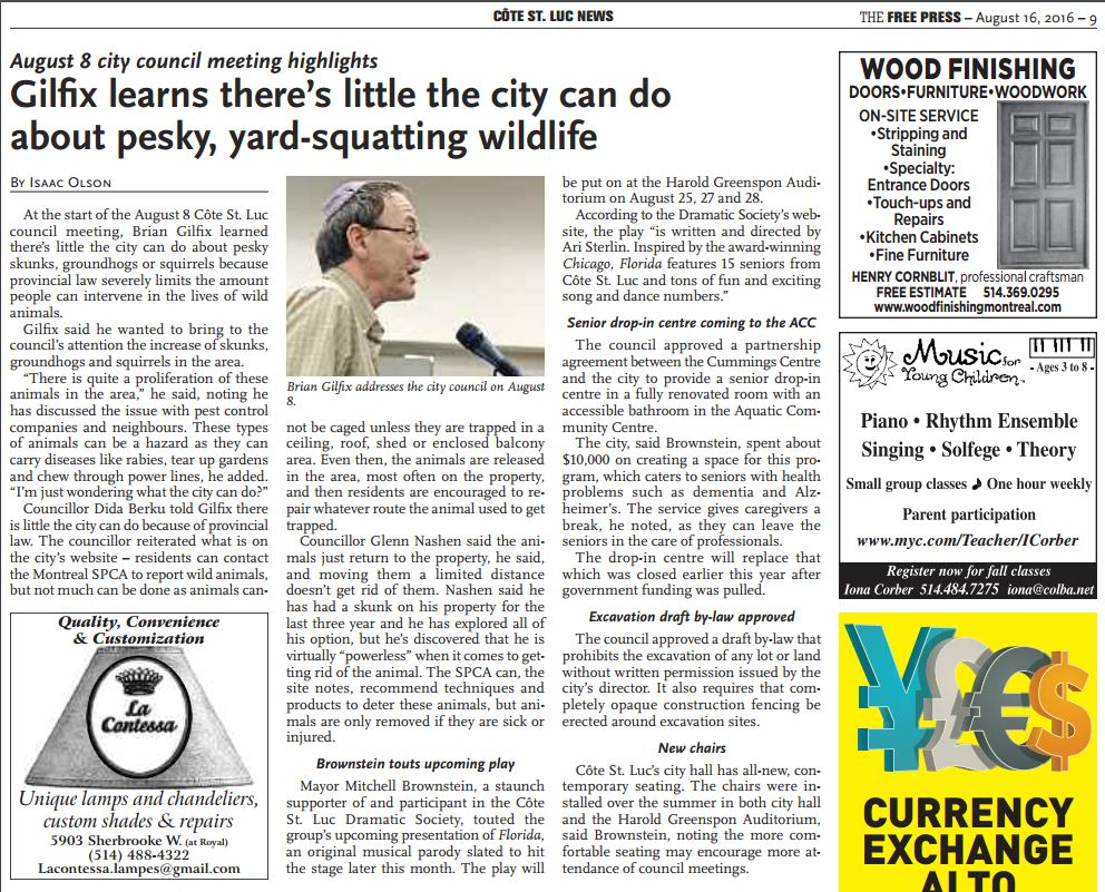 Free Press | Aug. 16, 2016 | Click to enlarge