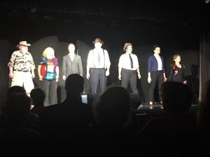The chorus of Florida, a Seniors Summerworks Production