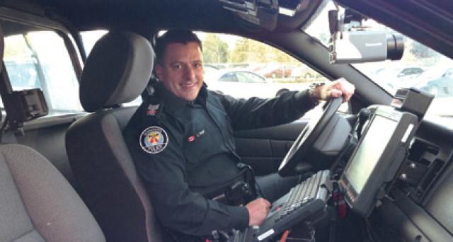 Sargent Lawrence Sager, Toronto Police Service, 32 Division