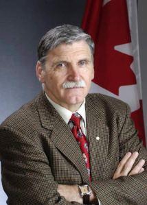 Senator Roméo Dallaire (Photo: Concordia University).
