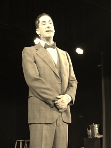 Mayor Mitchell Brownstein plays Dr. Gibbs, Our Town, Jan. 2017