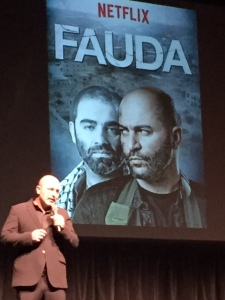 Fauda creator Lior Raz at Theatre St. Denis